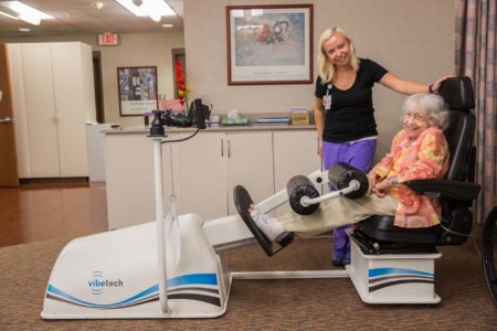 Vibetech-State-of-the-Art Rehabilitation Equipment.