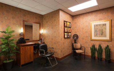 Beauty And Barber Shop